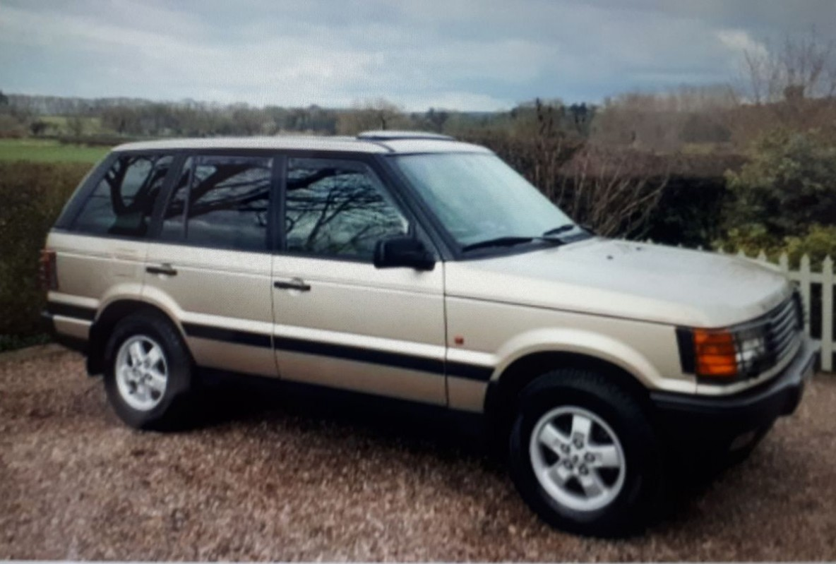 The new range rover to Piccalaa